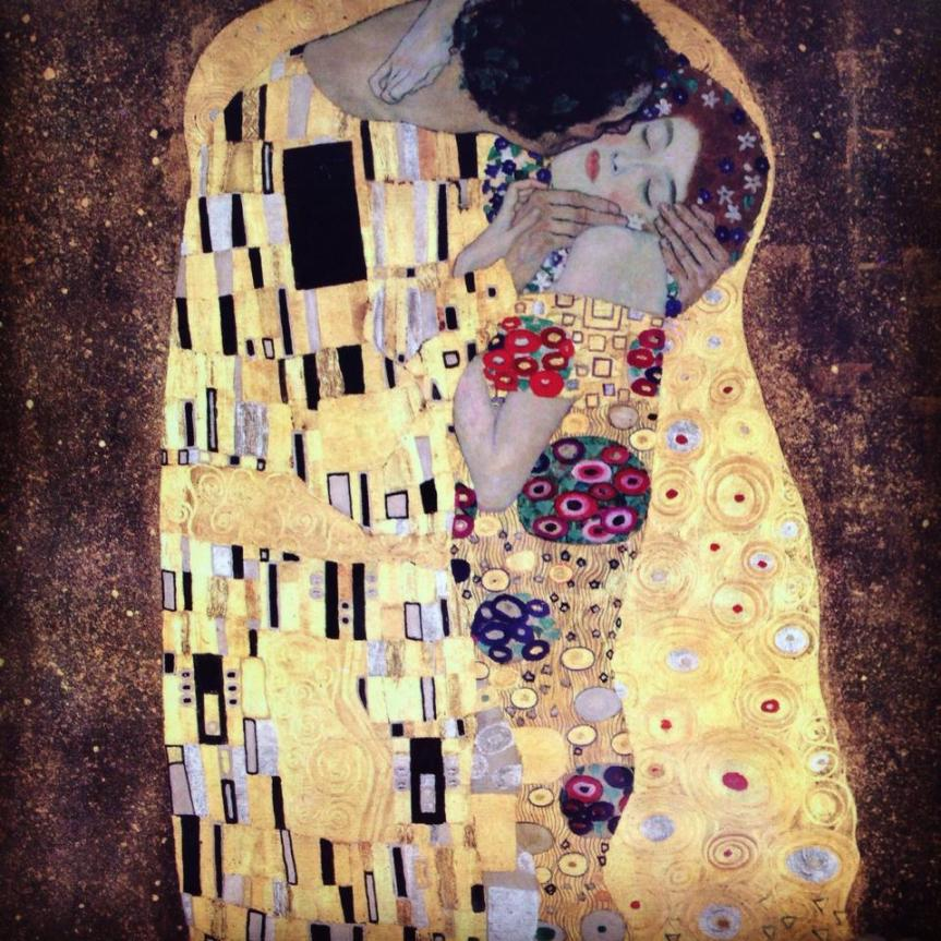 This Kiss in Art History Part One: Gustav Klimt