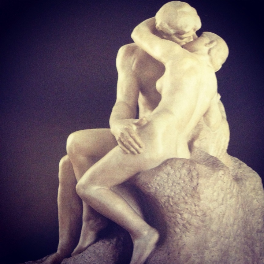 The Kiss In Art History Part 2: Auguste Rodin
