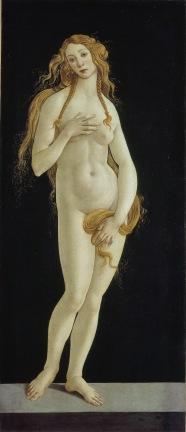 Venus 1490s by Sandro Botticelli Gemäldegalerie Staatliche Museen zu Berlin Preußischer Kulturbesitz