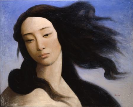 Venus, after Botticelli 2008 by Yin Xin Guillaume Duhamel