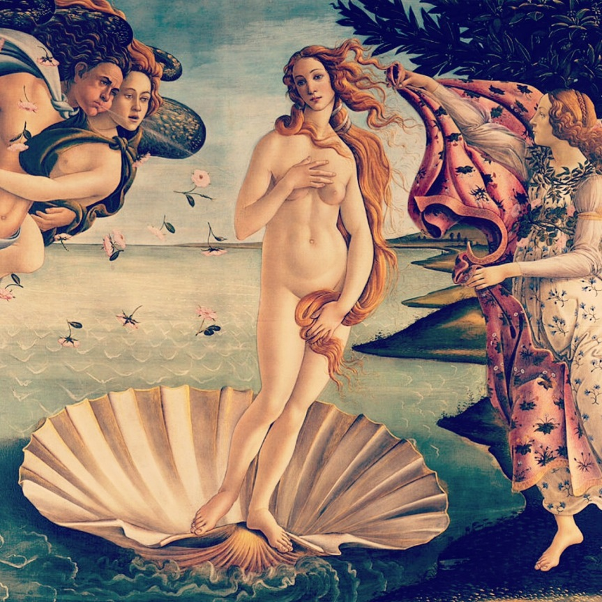 Revisited: Botticelli Reimagined