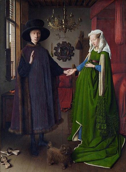 The Jan Van EyckMystery