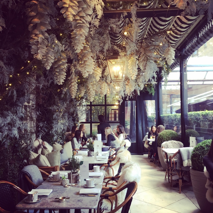 Dalloway Dining – Brunch at Dalloway Terrace