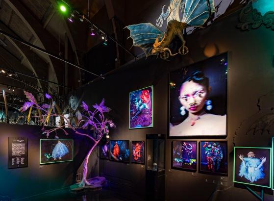 Tim Walker Exhibition, 15th September 2019
