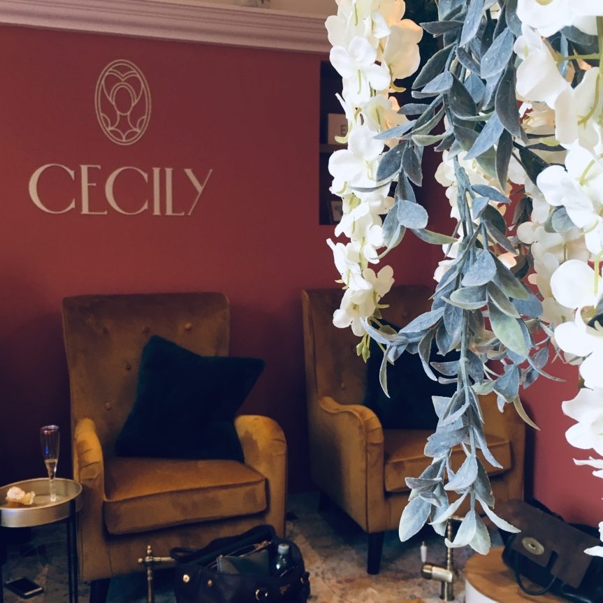 Cecily Day Spa Relaunch Event