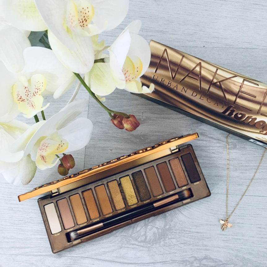 Urban Decay: Naked Honey Palette