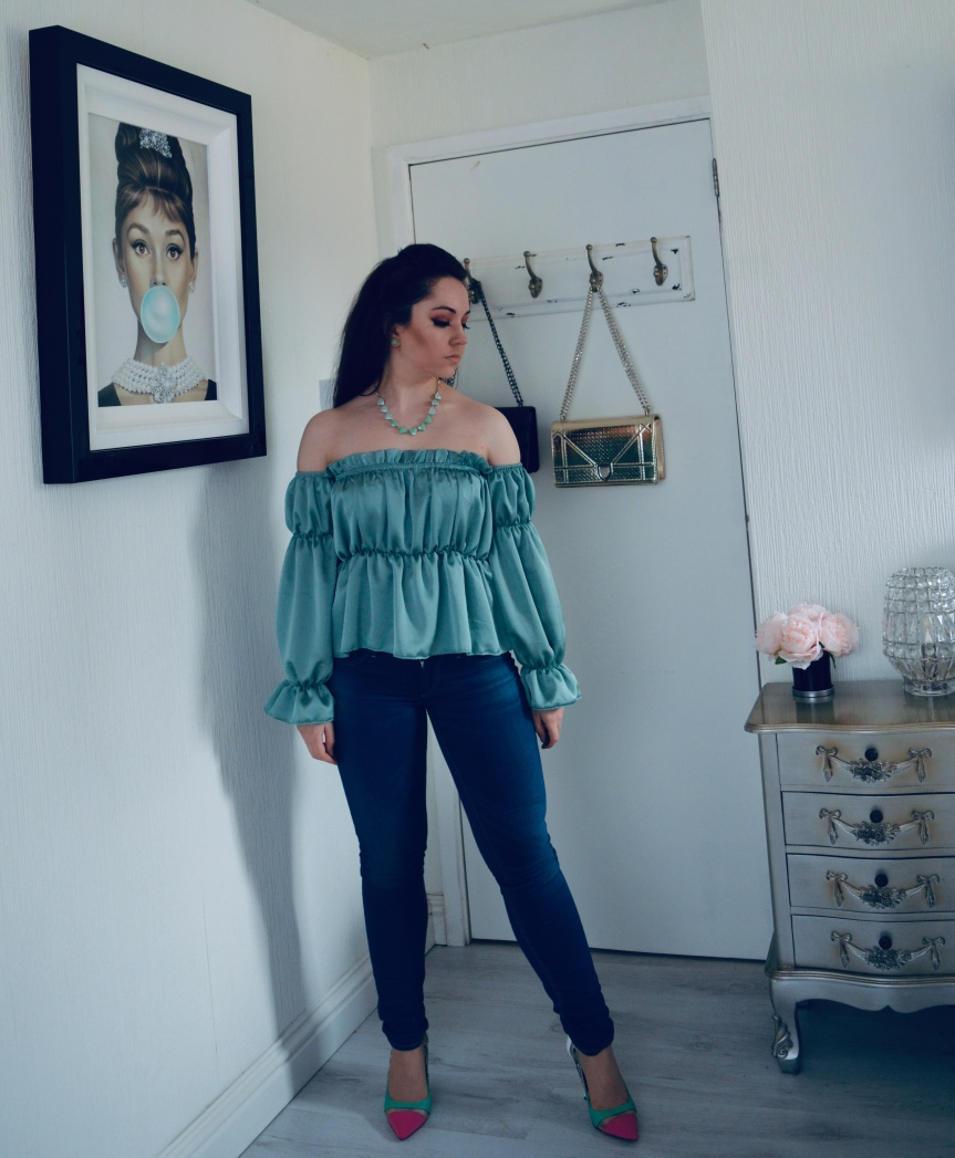 Style Diary: Jeans And A Nice Top