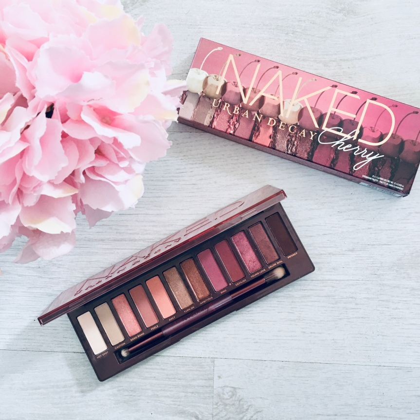Urban Decay: Naked Cherry Palette